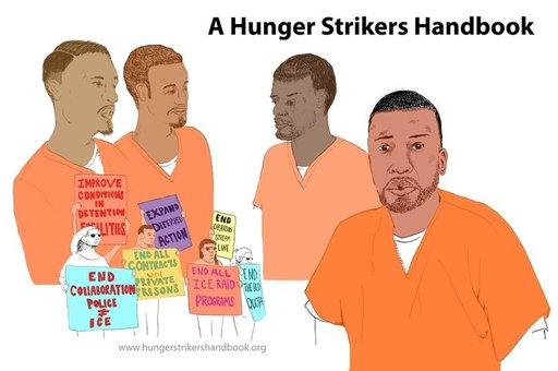 A HUNGER STRIKERS HANDBOOK