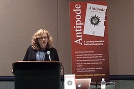 Antipode Annual Lecture: Whose Responsibility Is It?