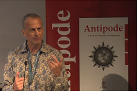 Antipode Annual Lecture: Vital Materialism and Neoliberal Natures