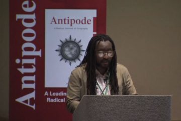 Antipode Lecture Series 2014