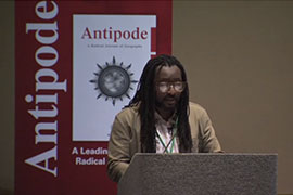 Antipode Annual Lecture: Zones of Black Death
