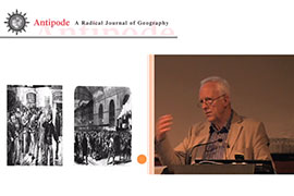 Antipode Annual Lecture: Class, Politics and Representation in London in the 19th and 21st Centuries