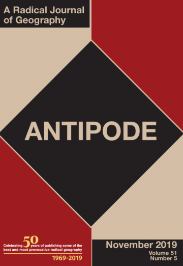 Home - Antipode Online
