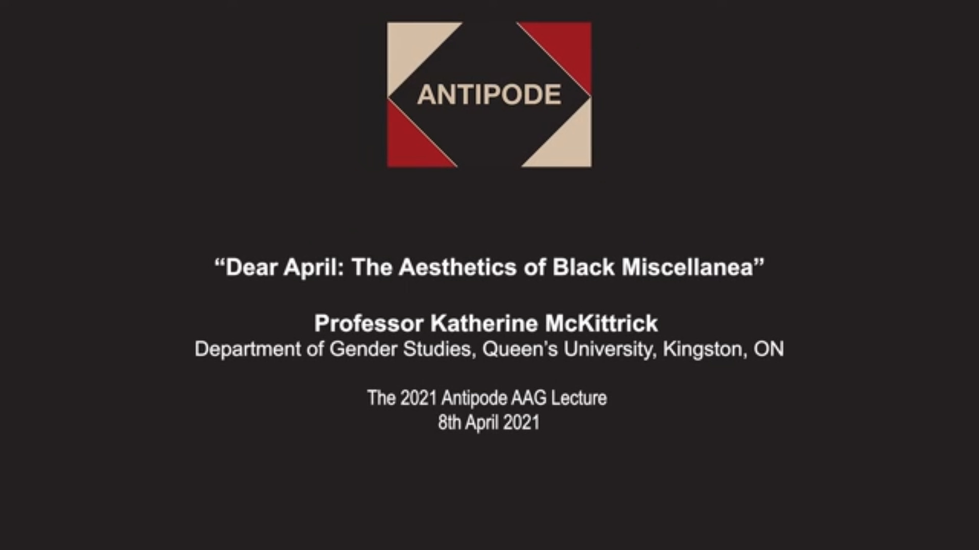 2021 Antipode AAG Lecture